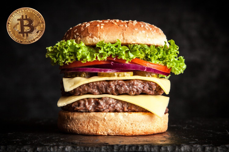 Bitcoin als Zahlungsmittel bei Burger King